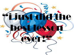 Best Lesson